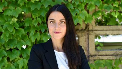 Lazcano, Cristina
